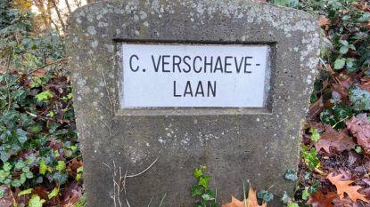"""Zoersel behoudt Cyriel Verschaevelaan: """"Niet eren, maar geschiedenis duiden"""""""
