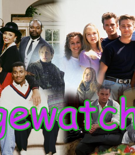 Friends, The X-Files, Fresh Prince of 90210? De favoriete series van de 90's verzameld