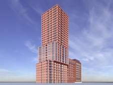 93 meter hoge woontoren Eurostaete in Eindhoven geeft zicht op PSV-thuiswedstrijden