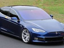 'Tesla verplettert Nürburgring-record Porsche Taycan'