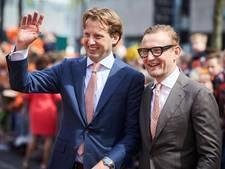 Kamervragen over woningpraktijken prins Bernhard
