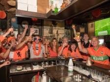 City Bar in Elburg juicht voor de Oranje Leeuwinnen: 'we maken er een mooi feestje van'