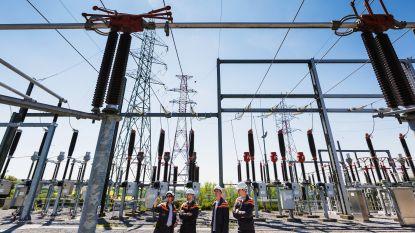 Dit project verbindt het Belgische met het Duitse energienet