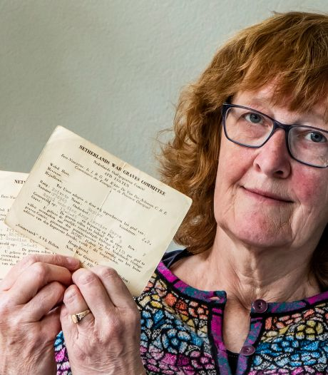 Tineke uit Deventer vindt adoptiebewijzen graf in oude doos op zolder