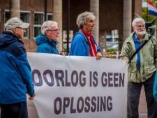 Actiegroep Enschede voor Vrede: Door corona vergeten we misschien de wereldvrede