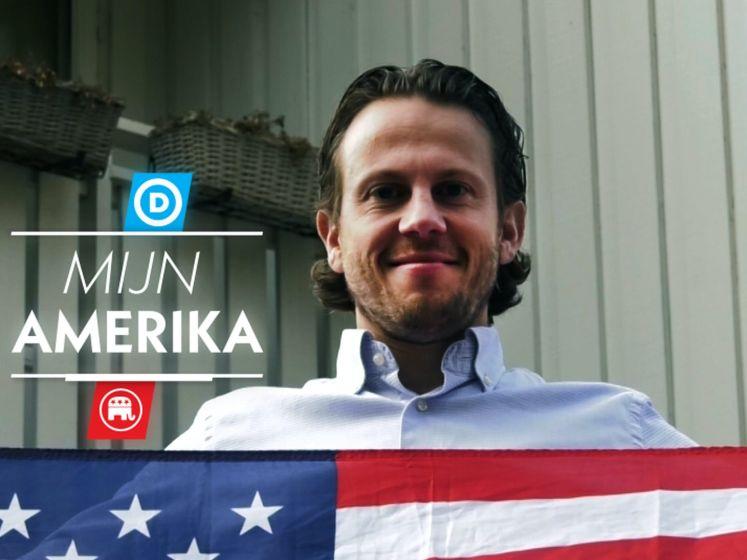 'Ik hou van Amerika, maar ik ben ook kwaad op Amerika'