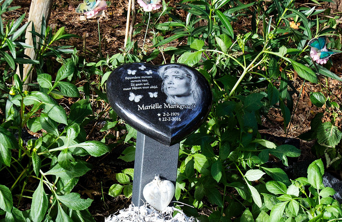 Monument Mariëlle Markgraaff