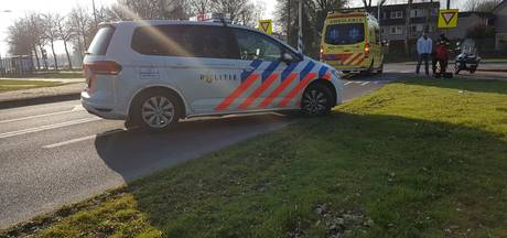 Fietser gewond bij botsing in Hengelo