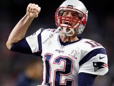 Gestolen Super Bowl-shirt Brady boven water