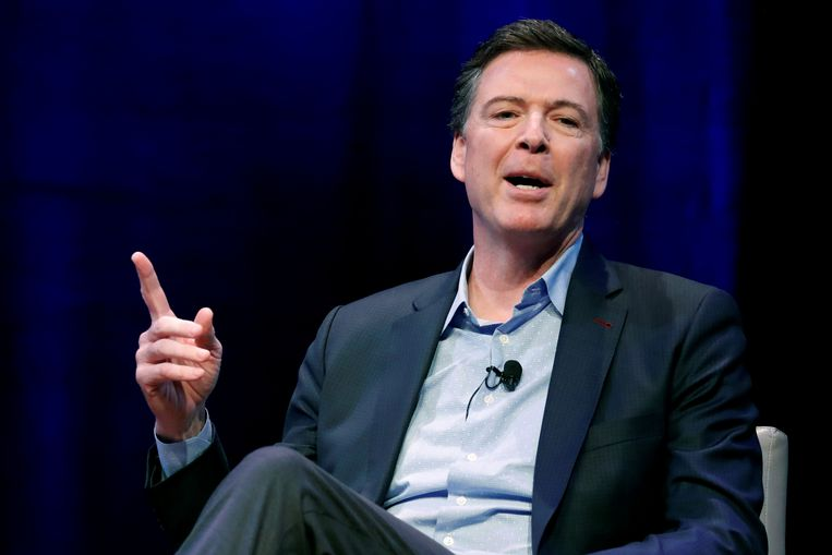 Voormalig FBI-directeur James Comey.