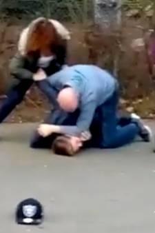 Mishandeling jongen (16) op Facebook gezet, politie probeert rel tussen partijen te sussen