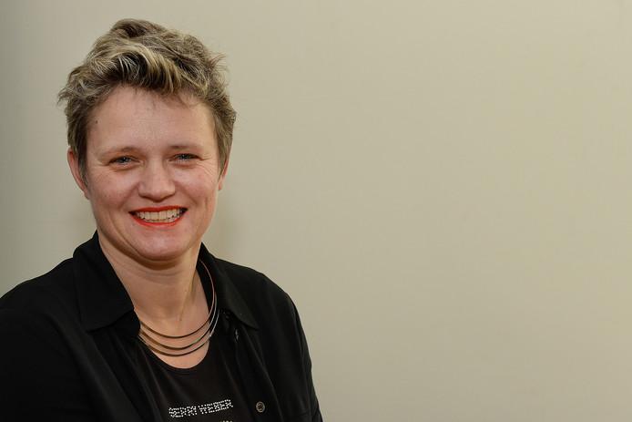 Wethouder Janine van Hulsteijn.