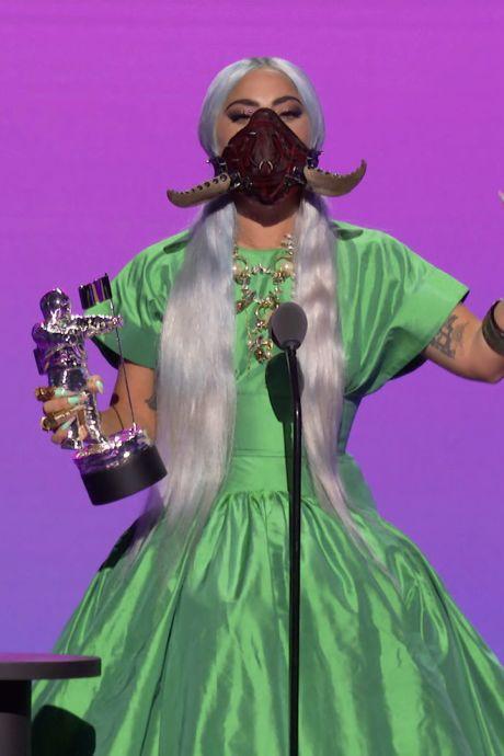 Lady Gaga et The Weeknd sont les grands gagnants de l'édition 2020 des MTV VMA