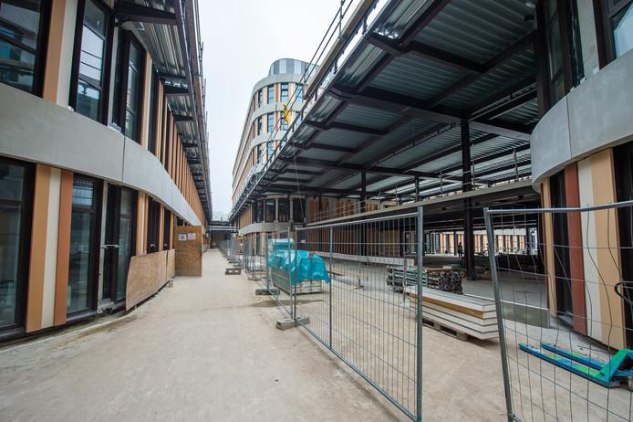 Nieuwbouw Amphia ziekenhuis Breda.