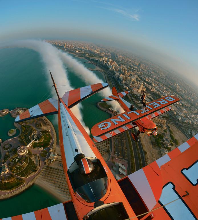 Breitling Wingwalkers - Kuweit