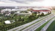 """Eurostadion-plannen nu echt uitgegomd: """"Dit is een kantorencomplex, geen stadion"""""""