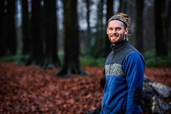 Brugge deelnemer kamp Waes: Matthieu Bonne.