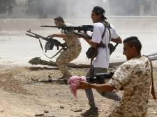Libiërs gingen er met Nederlandse wapens voor bescherming ambassade vandoor