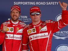 Vettel: Alles is tiptop bij Ferrari