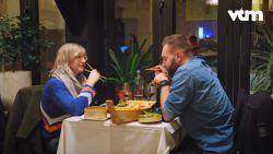 In Blind Getrouwd bespreken Line en Victor hun emotionele muurtjes