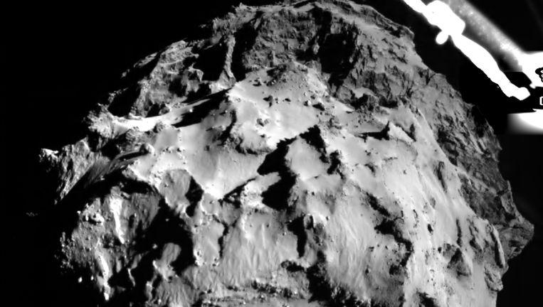 Komeet 67P. Beeld anp