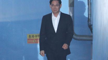 Van vijf jaar cel naar voorwaardelijke straf: Samsung-kopstuk weer op vrije voeten