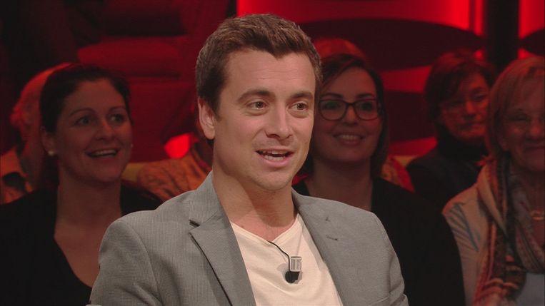 Niels Destadsbader in 'Van Gils & gasten'.