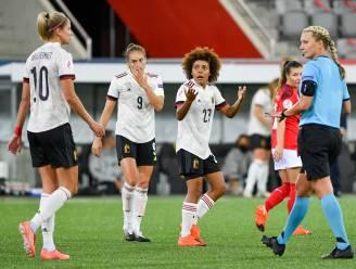 Nog niet op het EK: Red Flames zijn leiding kwijt na nederlaag in Zwitserland