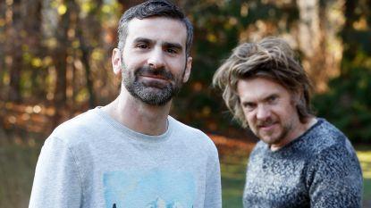 Zjef en Rudi gaan op de vuist met de Kerstman: 'Gestrikt', de nieuwe webisode van 'Familie', belooft suspense en actie