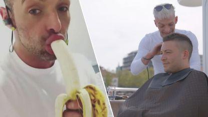 De kapper van Viktor Verhulst klust bij als pornoacteur