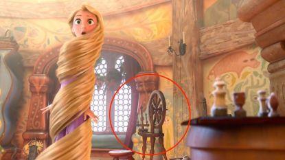 Heb jij ze gezien? 15 geheime boodschappen die verstopt zitten in Disneyfilms