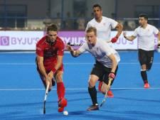 Belgen winnen openingsduel op WK hockey