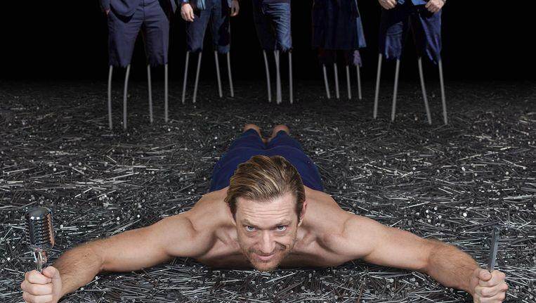 Joost Spijkers: 'Ik steek mijn nek uit en dat is doodeng.' Beeld Robbert van den Broek