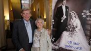 Claude en Mariette vieren 65ste huwelijksverjaardag