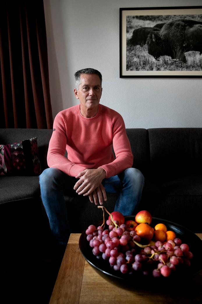 Arts Richard Verheesen ontwikkelde een variabele vitaminekuur.
