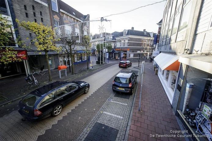 Oranjestraat in Almelo