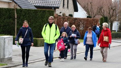 Ex-patiënt wandelt naar de Ardennen voor strijd tegen kanker