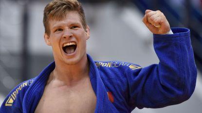 """Judoka Matthias Casse verovert EK-goud bij -81 kg: """"Had geen besef meer van tijd"""""""