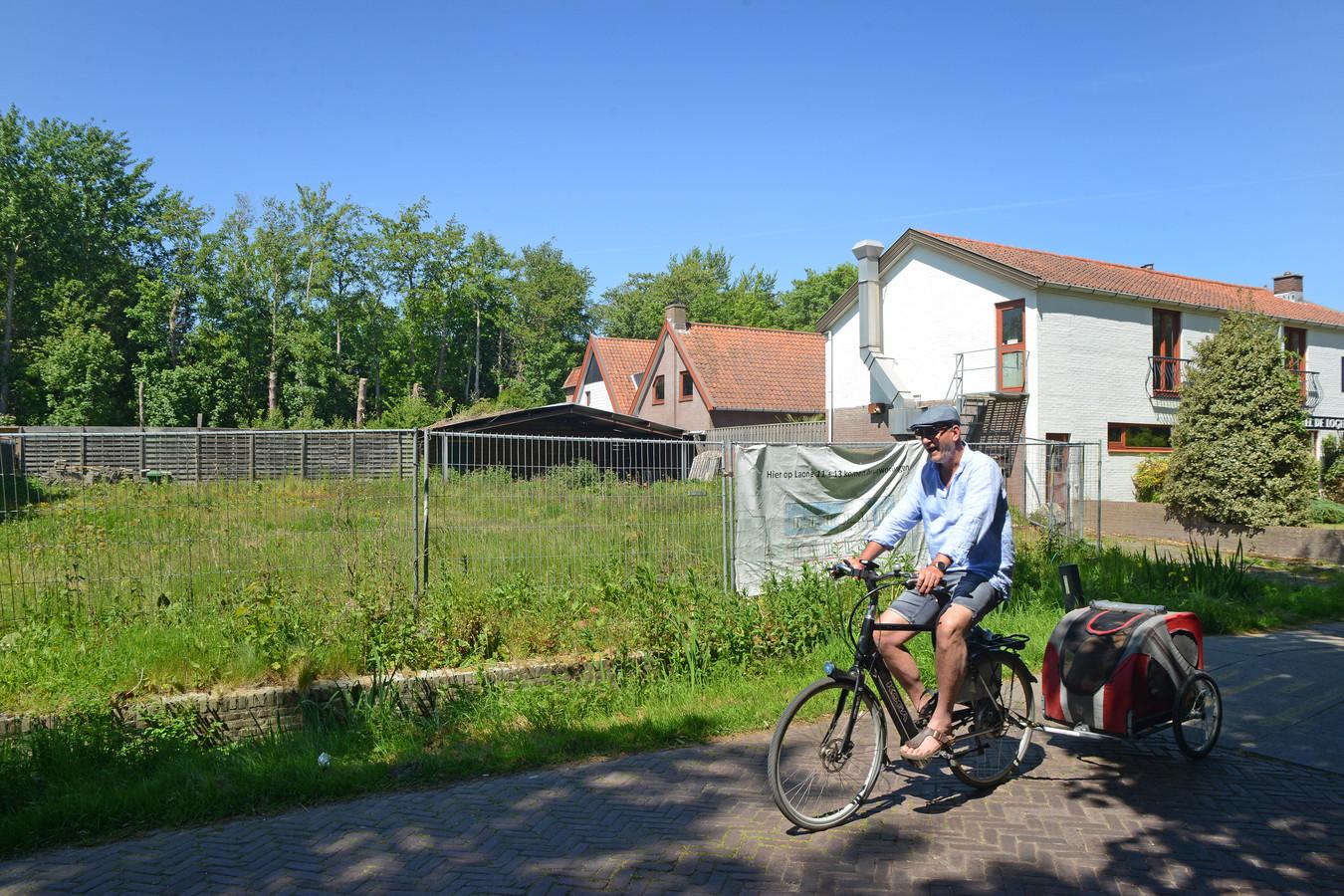 Goed nieuws voor huizenzoekers in Renesse. Aan de Laône worden zes appartementen gebouwd.