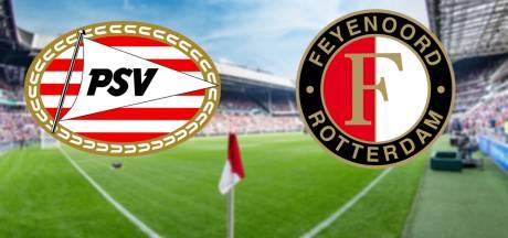 Wedkantoren kennen geen enkele twijfel: PSV is de favoriet tegen Feyenoord