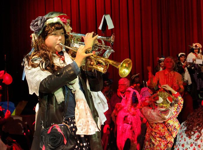 Carnaval kende een 'regulier aantal incidenten'