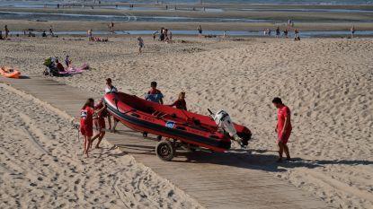 Kind bewusteloos uit zee gehaald en gereanimeerd in Koksijde