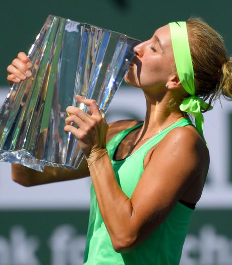 Vesnina wint Indian Wells na slijtageslag tegen Koeznetsova