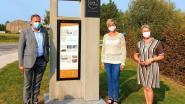Nieuwe erfgoedhalte aan de rotonde Krombeekseweg/Noordlaan in Poperinge