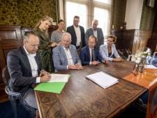 Kleine hospice opent snel in Borne