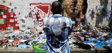 """Y a-t-il eu négligence dans la mort de Diego Maradona? """"L'ambulance a mis plus d'une demi-heure pour arriver"""""""