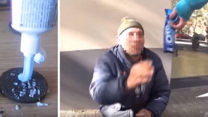 Youtuber riskeert celstraf nadat hij Oreos vult met tandpasta en laat opeten door dakloze man