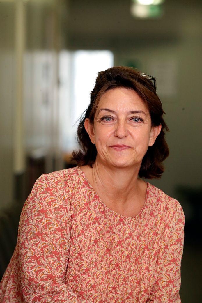 Onderzoeksrechter Sophie Grégoire
