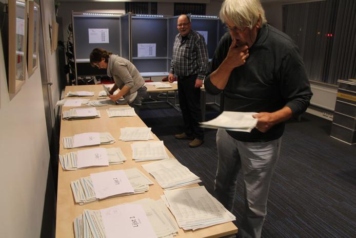 De tweede hertelling van de stemmen, uitgebracht bij de Berkellandse raadsverkiezingen, zorgt niet voor veranderingen.