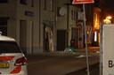Op een pinautomaat van de Rabobank in Kaatsheuvel is donderdag een plofkraak gepleegd.